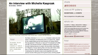 An interview with Michelle Kasprzak – full text