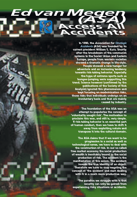 ASA: Access All Accidents