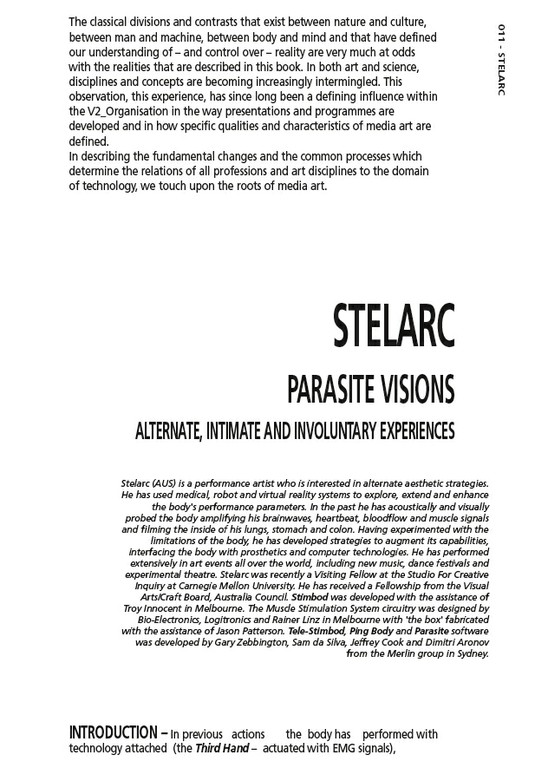 Parasite Visions