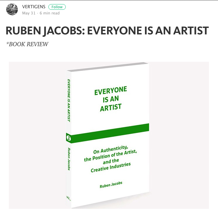 Review of Everyone is an Artist