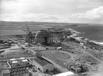Temporary Storage, Notes on the Dounreay Fast Reactor, Citadel of the Future