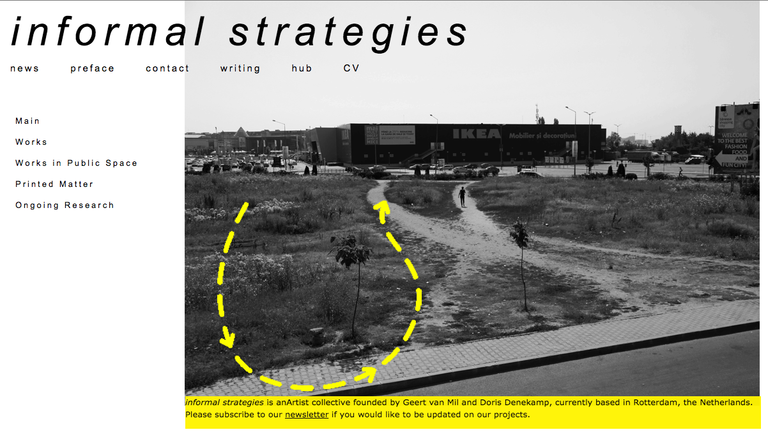 Informal Strategies