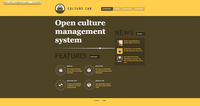 Culturecab website