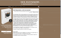 Dick Raaijmakers website