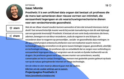 Isaac Monte: VPRO pioniers