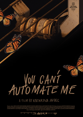 You Can't Automate Me at IFFR