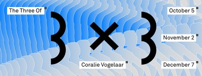 3x3: Coralie Vogelaar II - What can we learn from computer vision?