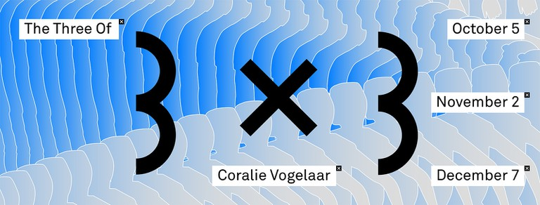 3x3: Coralie Vogelaar - Emotions from an Algorithmic Point of View