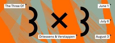 3x3: The Three of Driessens & Verstappen I