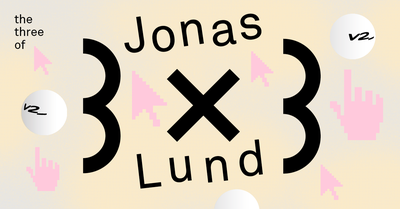 3x3: The Three of Jonas Lund III
