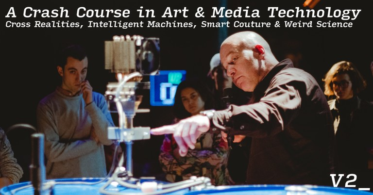 A Crash Course in Art & Media Technology