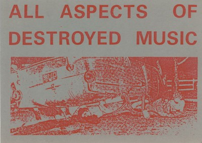 All Aspects of Destroyed Music
