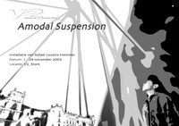 Amodal Suspension (Access Pod)