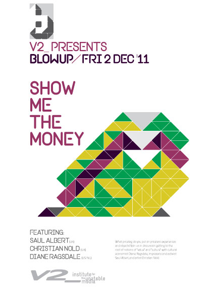 Blowup: Show Me The Money