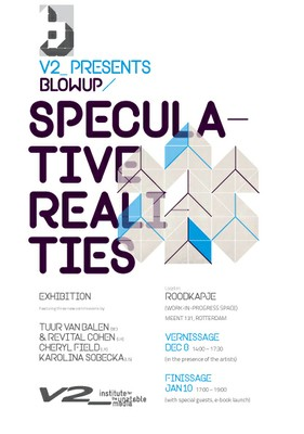 Blowup: Speculative Realities