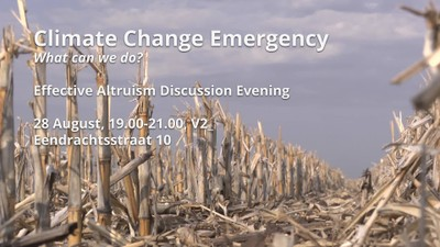 Climate Change Emergency