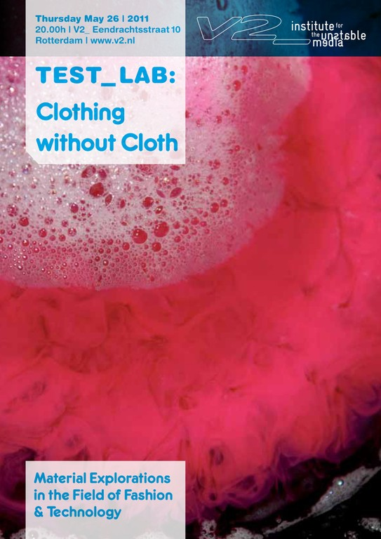 Test_Lab: Clothing Without Cloth