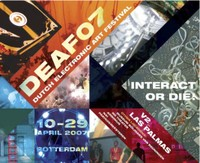 DEAF07 - Interact or Die!