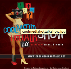 FEATURES: Cool Media Hot Talk Show
