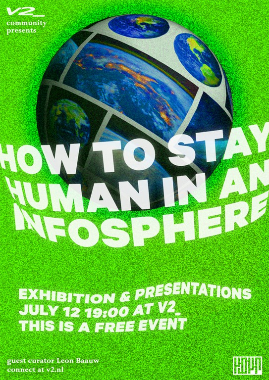 Community MeetUp: How to Stay Human in an Infosphere