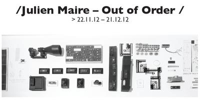 Julien Maire Out of Order