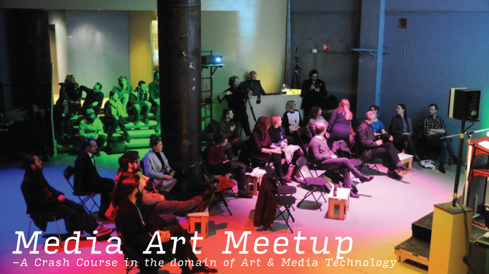 Media Art Meetup (1/4) - Introduction to Art & Media technology