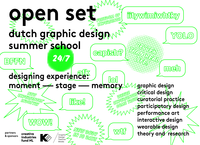 Open Set – Superflux Workshop