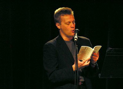 Poetry International @ V2_: reading Christian Bok