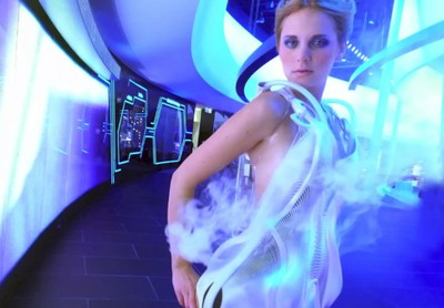 Robotic Fashion and Intimated Interfaces