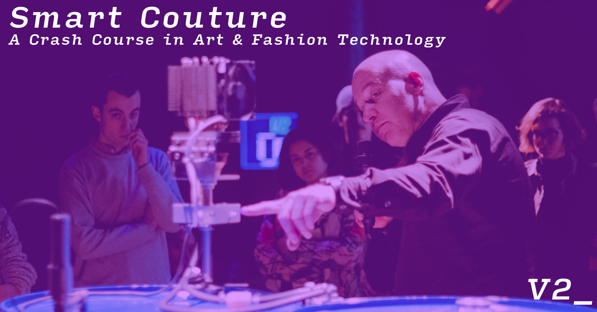 A Crash Course in Art & Media Technology: Smart Couture