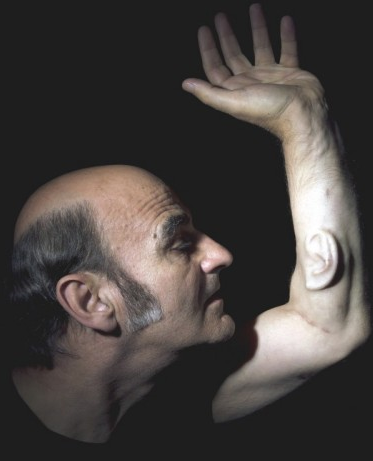 Stelarc: The Human Body is Obsolete (Seminar)