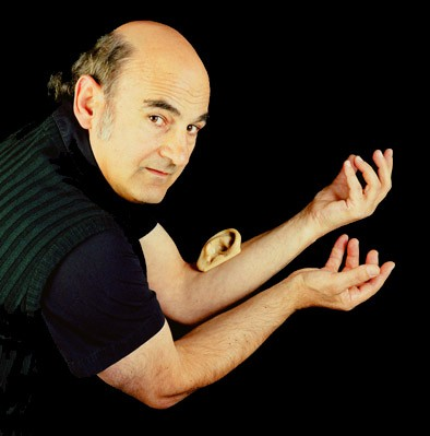 Stelarc: The Human Body is Obsolete