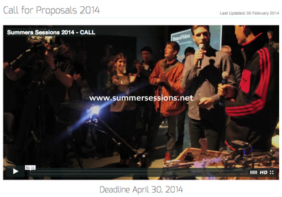 Summer Sessions 2014