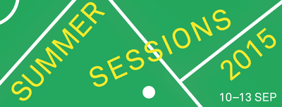 Summer Sessions 2015 Exhibition Opening