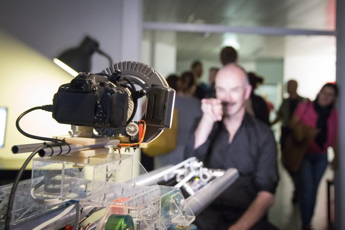 Summer Sessions at Ars Electronica Festival 2015