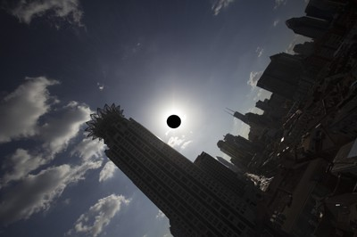 Sun Tracing - a solo exhibition by Johannes Langkamp