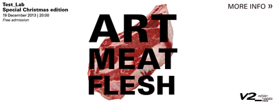 Test_Lab: Art Meat Flesh