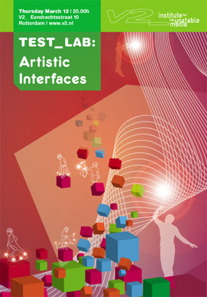 Test_Lab: Artistic Interfaces