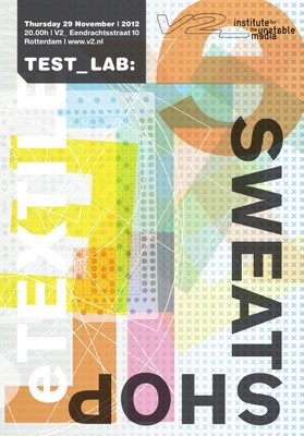 Test_Lab: eTextile Sweatshop