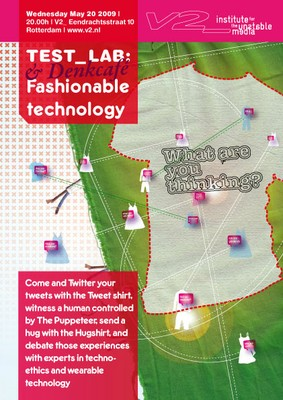 Test_Lab: Fashionable Technology