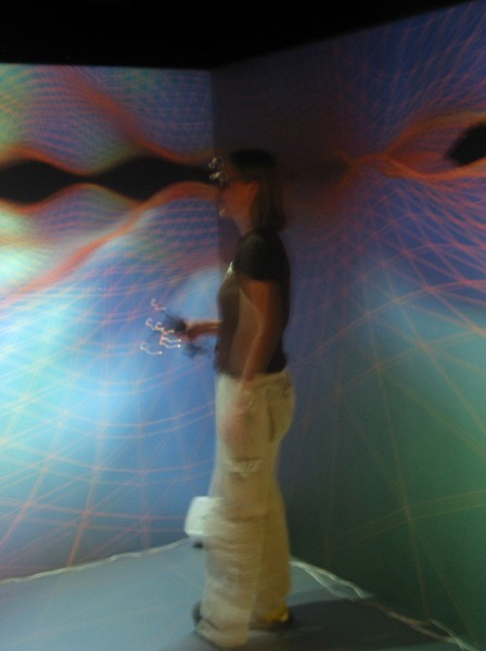 Test_Lab: Immersive Mixed Reality Environments