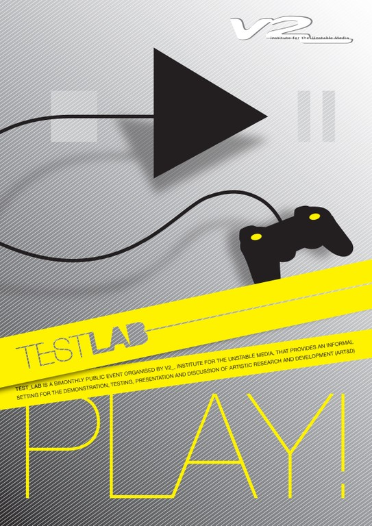 Test_Lab: PLAY!