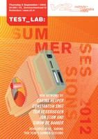 Test_Lab: Summer Sessions 2012