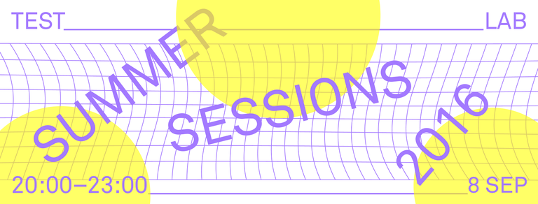 Test_Lab: Summer Sessions 2016
