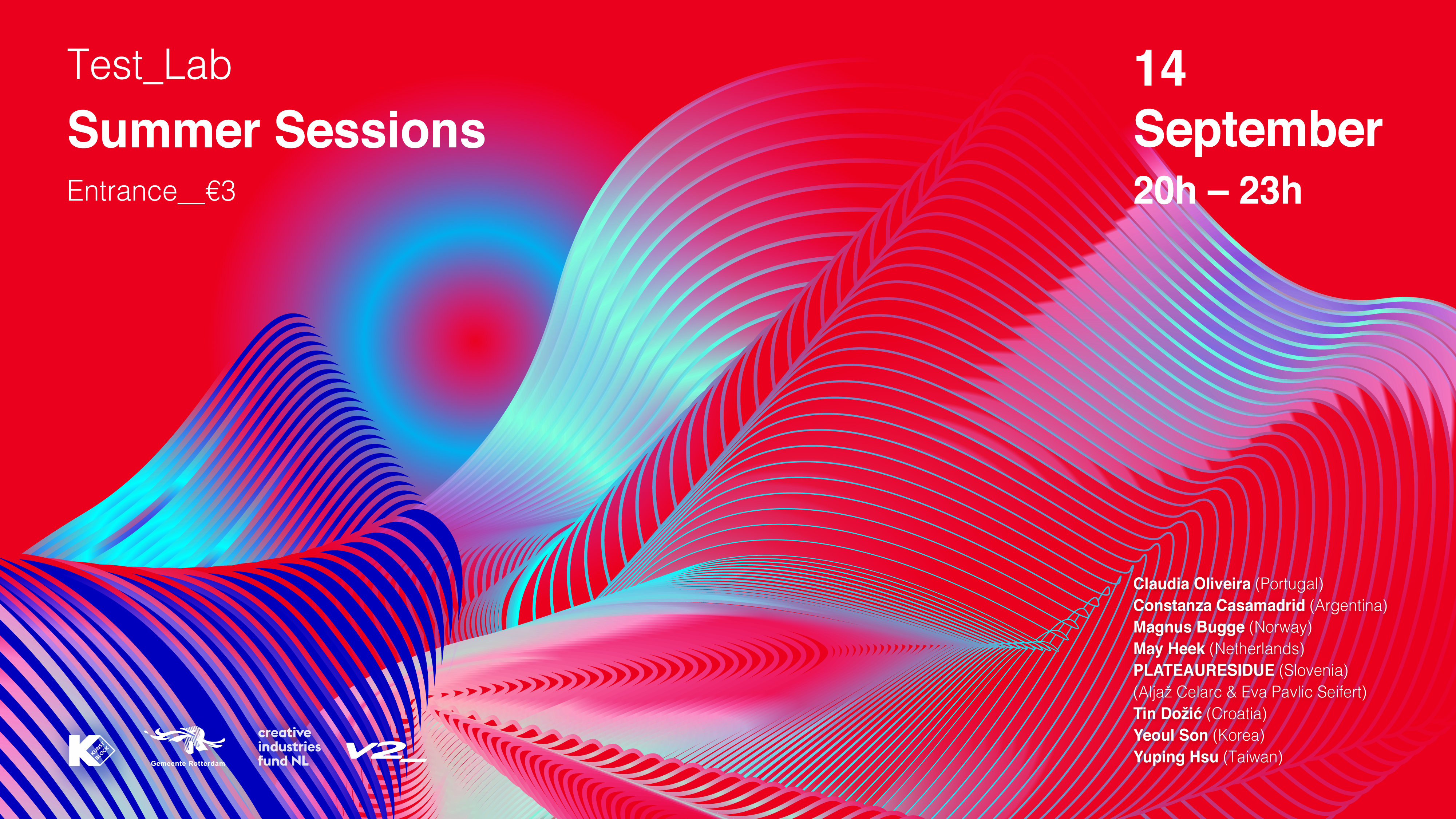 Test_Lab: Summer Sessions 2017
