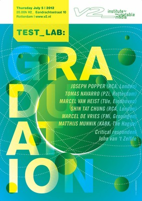 Test_Lab: The Graduation Edition 2012