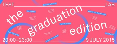 Test_Lab The Graduation Edition 2015