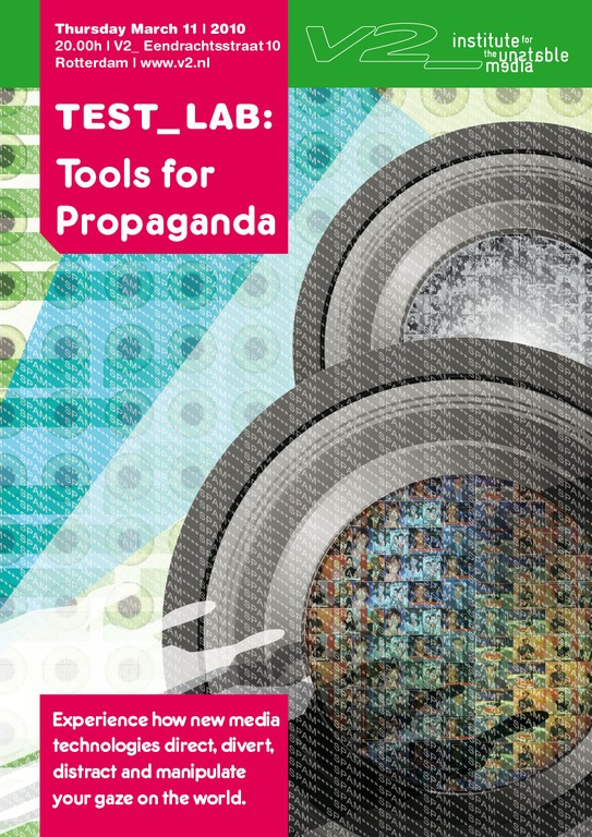 Test_Lab: Tools for Propaganda