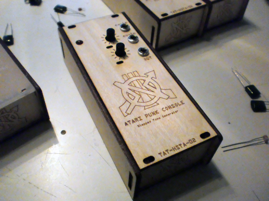 The Atari Punk Console Workshop