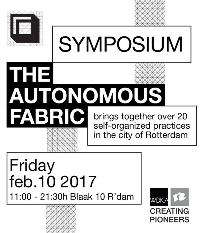 The Autonomous Fabric Symposium
